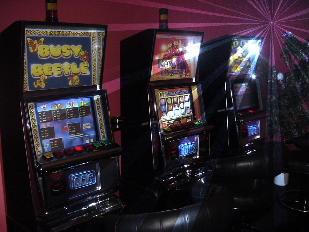 Casino Automaten Hacken